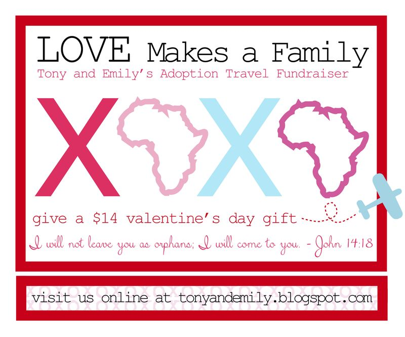 Love makes a family flyer_ red&white with url